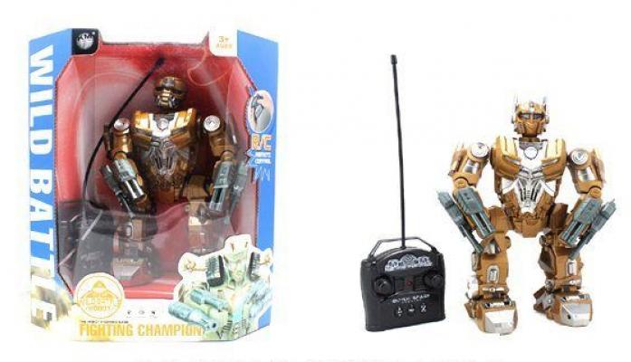 Робот радиоуправляемый Shantou Gepai 2028-4+B
