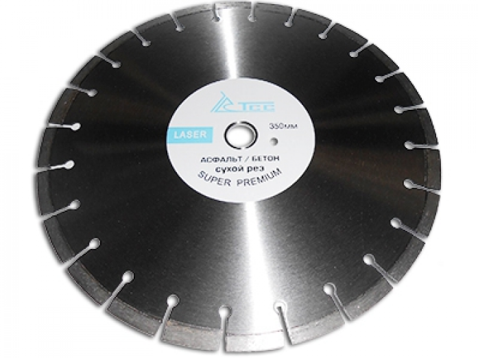 Алмазный диск ТСС Д-500 мм, сухой рез