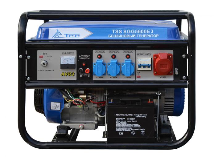 �������������� ��� SGG 5600 E3