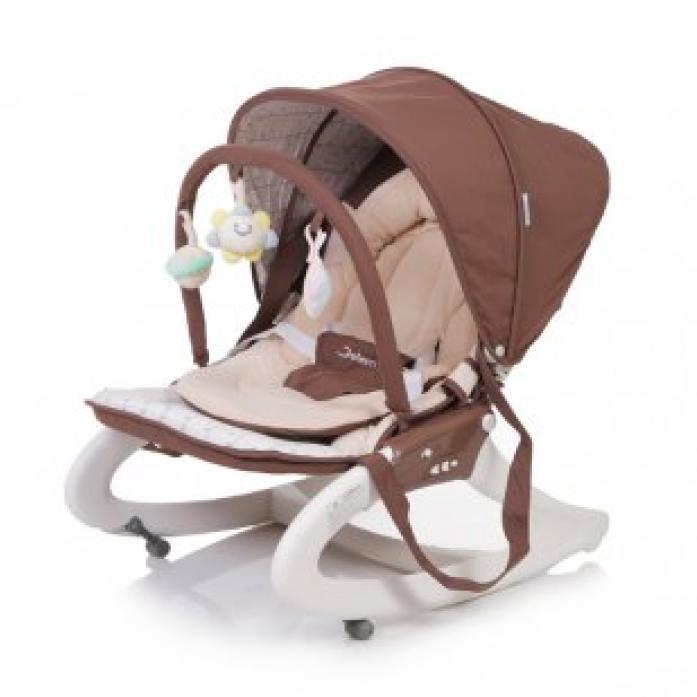 Шезлонг Jetem Premium UC-40 Baby brown