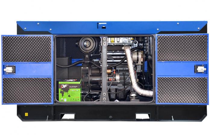 Дизельный генератор ТСС АД-20С-Т400-1РКМ10 в шумозащитном кожухе