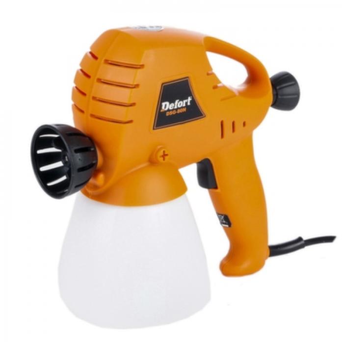 Электрический распылитель DEFORT DSG-80N 93728205
