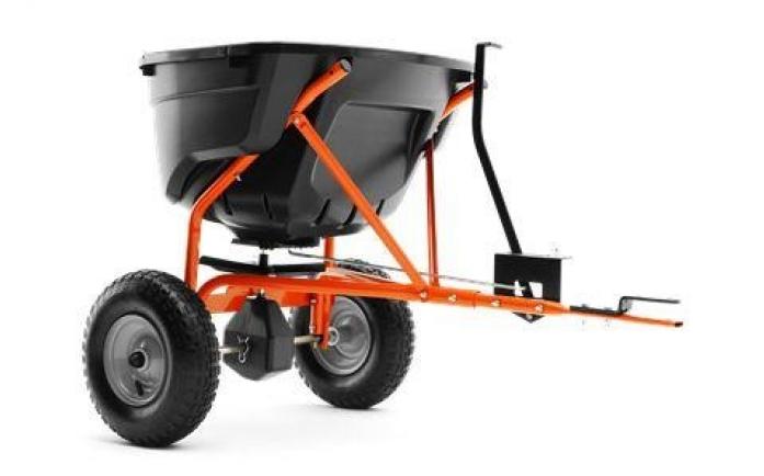 Разбрасыватель-сеялка Husqvarna (75 кг) для всех тракторов PAR и McC 9670272-01