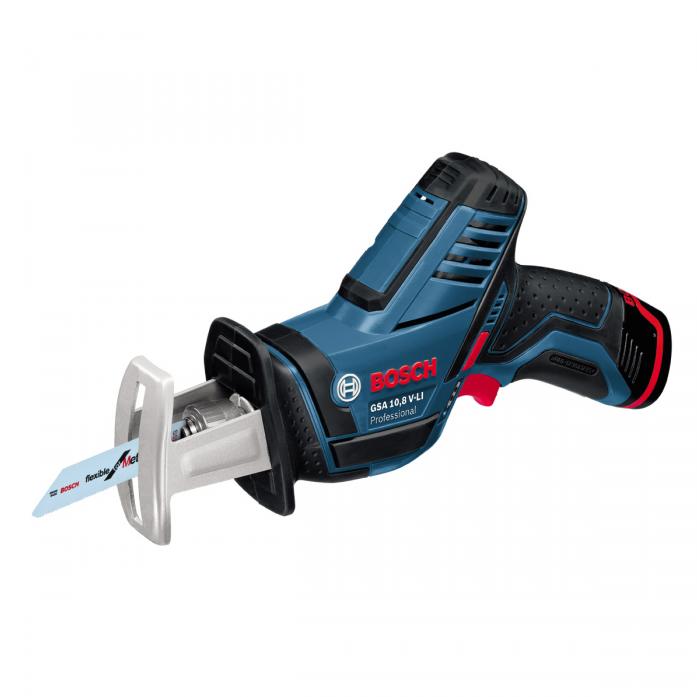 Аккумуляторная сабельная ножовка Bosch GSA 10.8V-LI 0.601.64L. 902