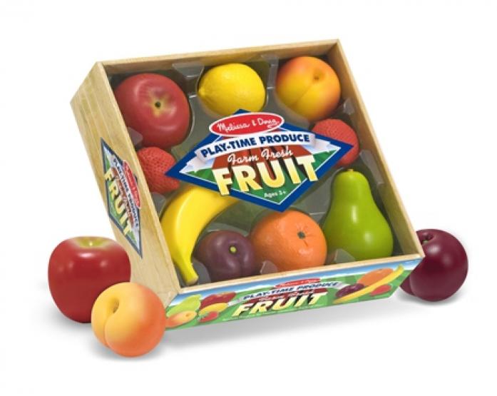 Набор Melissa&Doug Готовь и играй: Набор фруктов 4082