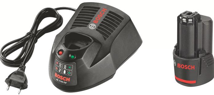 Аккумулятор и зарядное устройство Bosch AL1130 1600Z00041