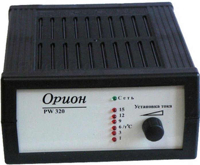 Зарядное устройство для АКБ ОРИОН PW 320