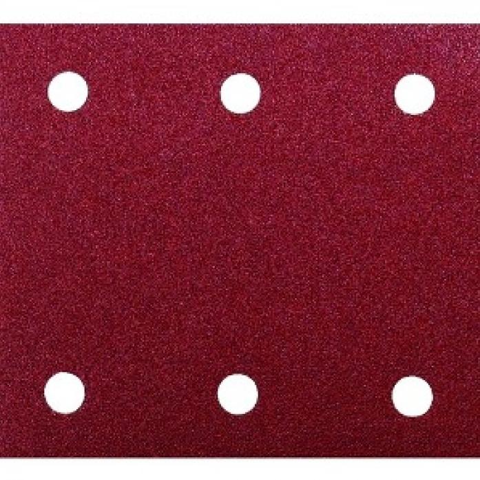Шлифбумага для вибрационных шлифмашин Makita 114х102мм К320 10 шт P-33168