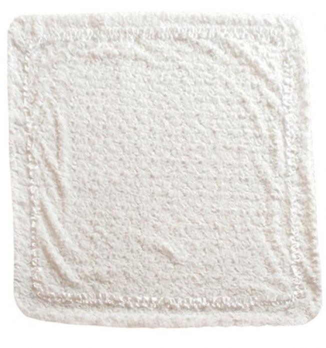 Плед детский EKO Розочки белый 80х90 см PLE-02