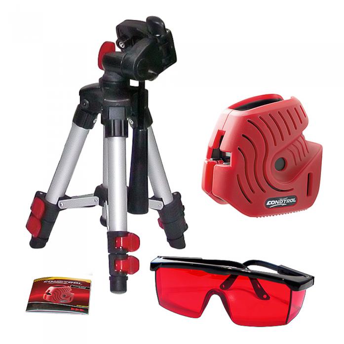Лазерный нивелир Condtrol EFX Set 1-2-081