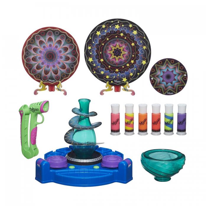Набор Play-Doh DohVinci Студия дизайна с подсветкой B1718