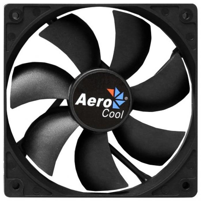 Вентилятор для корпуса AeroCool Dark Force Black 120mm