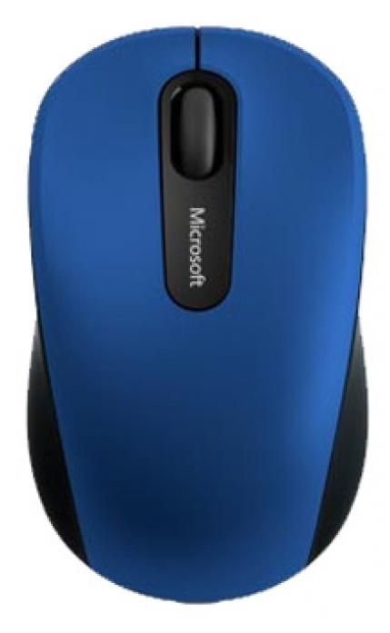 Мышь Microsoft Mobile Mouse 3600 PN7-00024 Blue Bluetooth