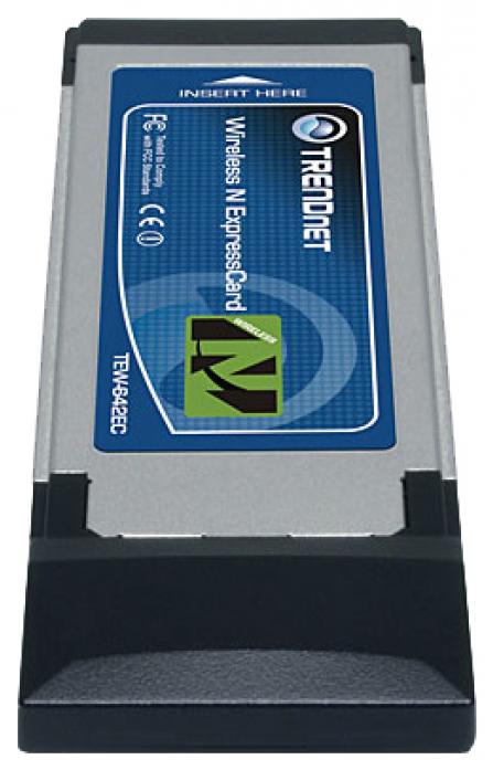 Wi-Fi адаптер TRENDnet TEW-642EC