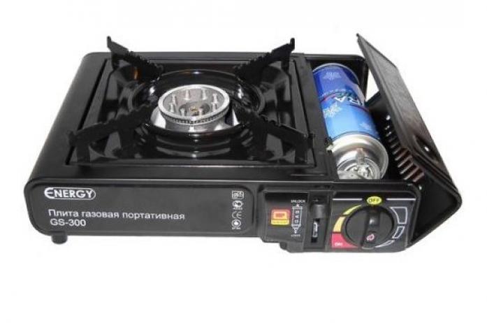 Настольная плита ENERGY GS-300