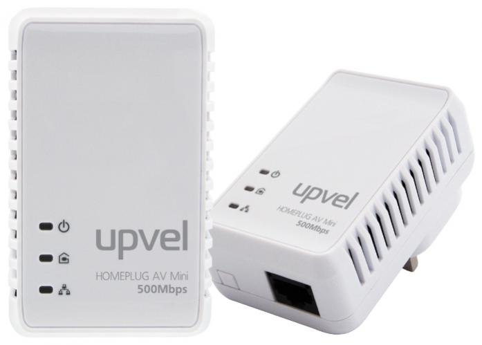 Powerline-адаптер Upvel UA-251PK