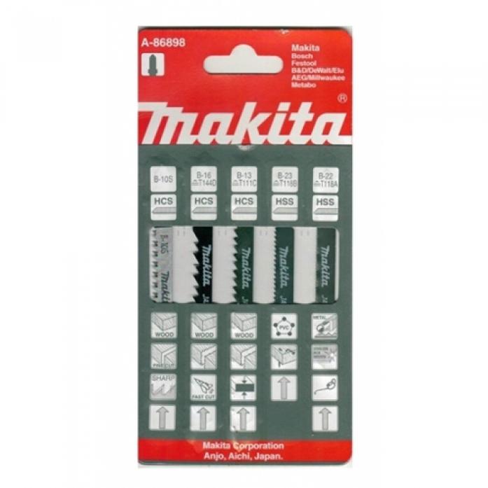 Набор пилок универсальные Makita A-86898