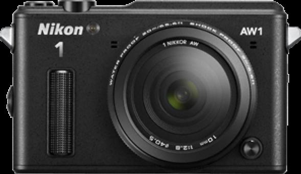 Цифровой фотоаппарат NIKON 1AW1 Black