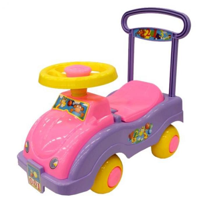Каталка Совтехстром Автомобиль-каталка для девочек У447