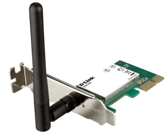 Wi-Fi адаптер D-LINK DWA-525/10/A2B