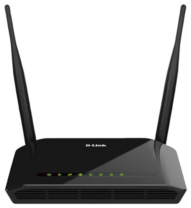 Wi-Fi маршрутизатор (роутер) D-LINK DIR-615S/A1A