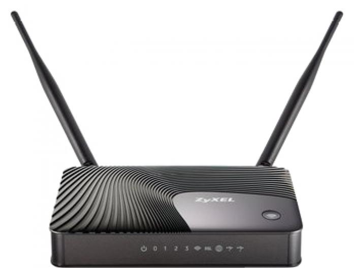 Wi-Fi маршрутизатор (роутер) ZyXEL Keenetic DSL