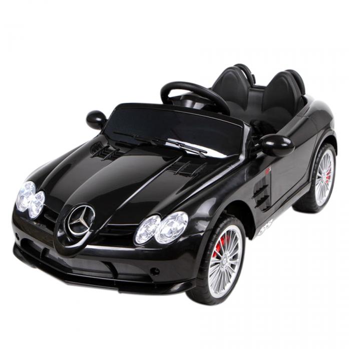 Электромобиль Shine Ring Mercedes SLR Mclaren 12V/7Ah черный DMD-722S