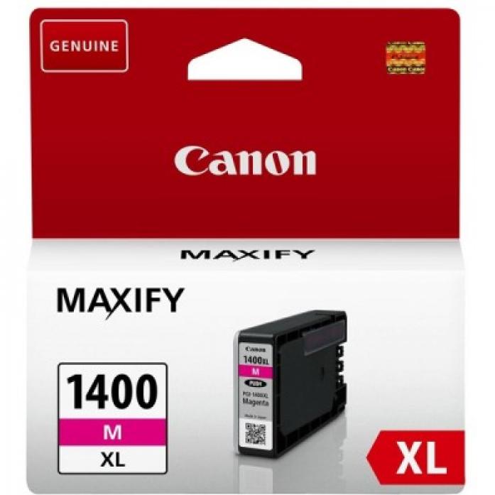 Картридж Canon PGI-1400XL M
