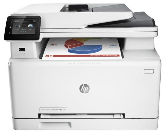 МФУ HP LaserJet Pro M274n (M6D61A)