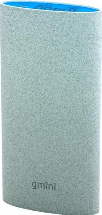 Внешний аккумулятор GMini mPower MPB1041 Grey 10400 мАч