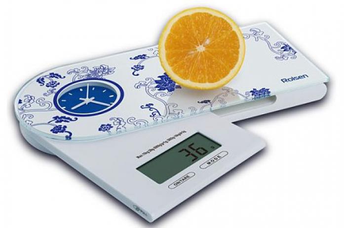 Кухонные весы Rolsen KS 2909