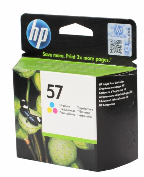 Картридж HP C6657AE №57