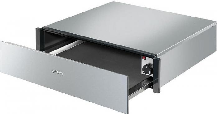 Встраиваемый шкаф для подогрева посуды Smeg CTP3015X