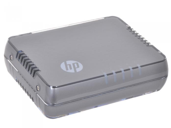 Коммутатор (switch) HP 1405-5 v2 (J9791A)