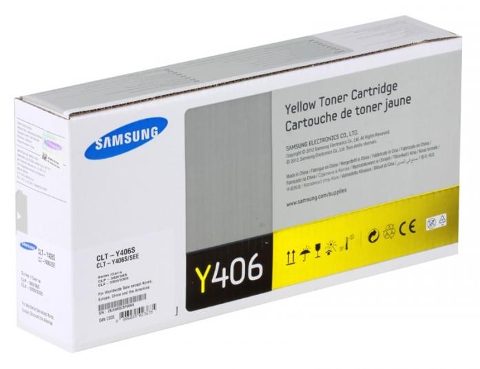 Картридж Samsung CLT-Y406S