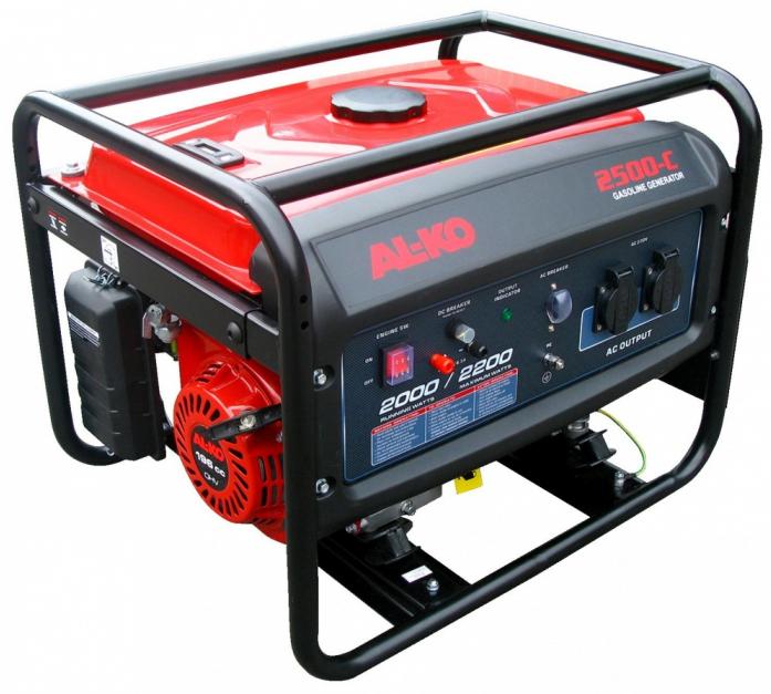 Генератор бензиновый AL-KO 2500-C