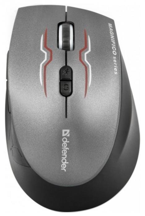 Мышь Defender Magnifico MM-555 Nano