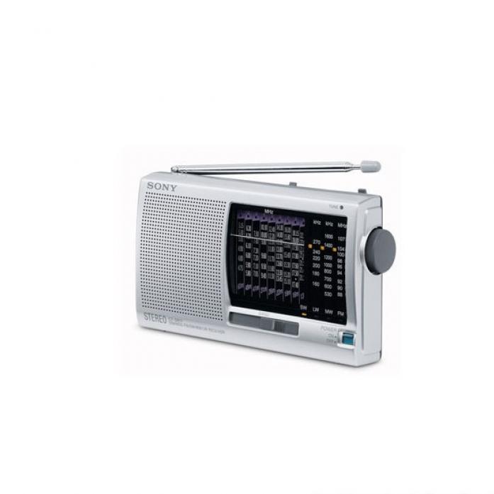 Радиоприемник Sony ICF-SW11/S
