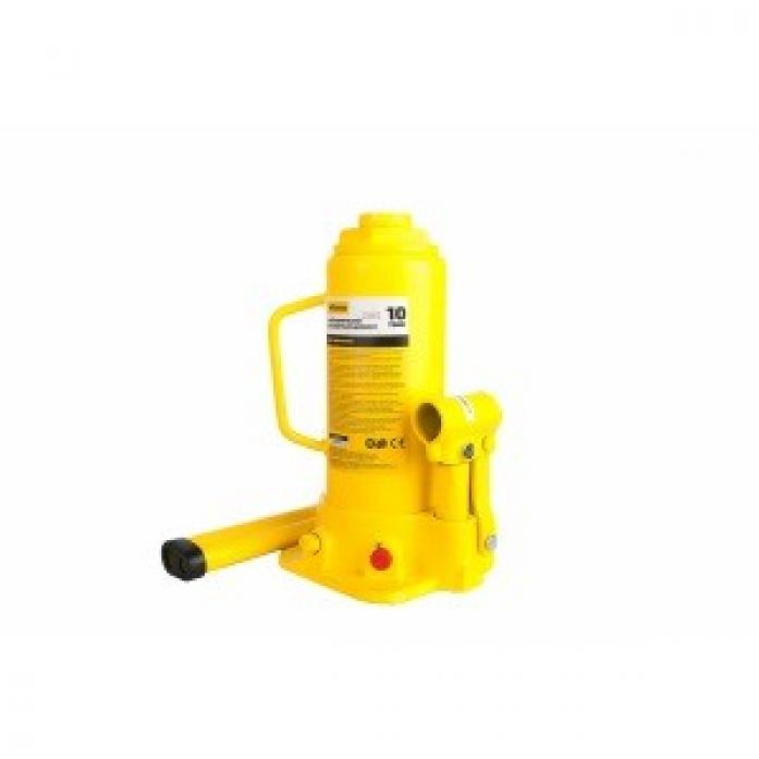 Гидравлический бутылочный домкрат Inforce 10т T91004