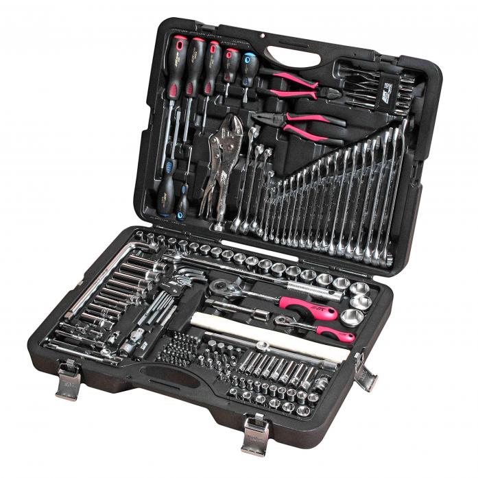 Набор инструментов JTC 156 предметов 1-H156C