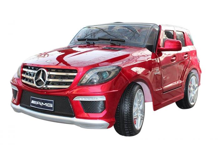 Электромобиль Keep Top Mercedes ML63 AMG Red KT6698P