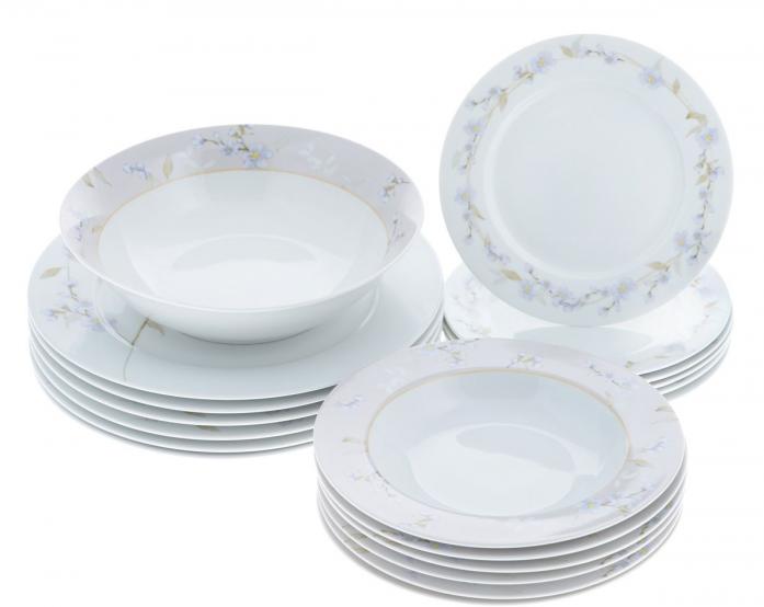 Набор столовой посуды Bekker BK-7290