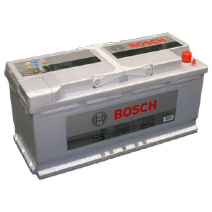 Аккумуляторная батарея Bosch 110 A/ч S50 15 ОБР