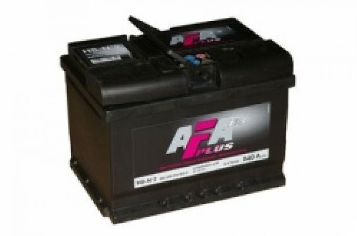 Аккумулятор AFA 60 А/ч 560408 AF ОБР