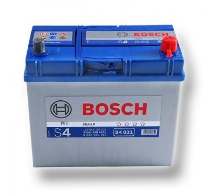 Аккумулятор Bosch 45 A/ч S40 21 ОБР