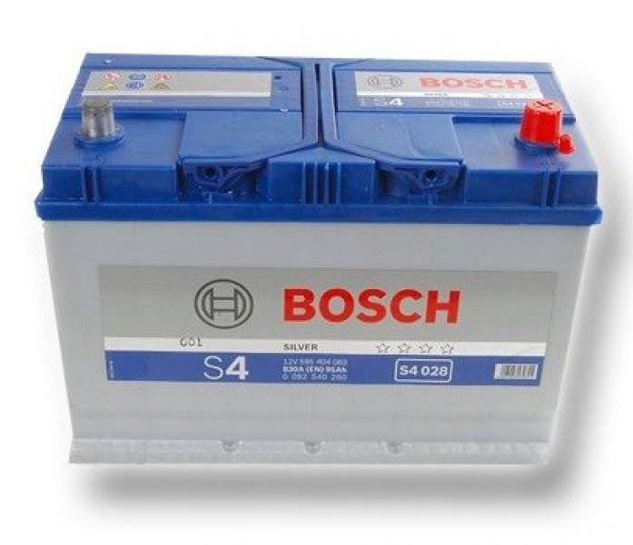 Аккумулятор Bosch 95 A/ч S40 28 ОБР