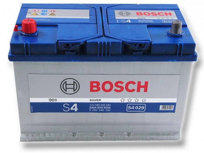 Аккумулятор Bosch 95 A/ч S40 29