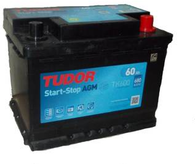 Аккумулятор Tudor AGM 60 А/ч TK600 ОБР