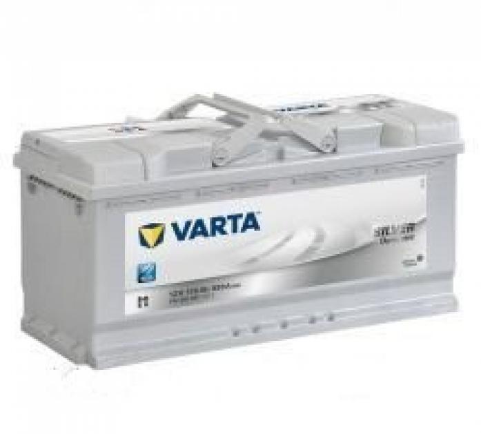 Аккумулятор VARTA Silver Dynamic 110 А/ч 610402 ОБР I1