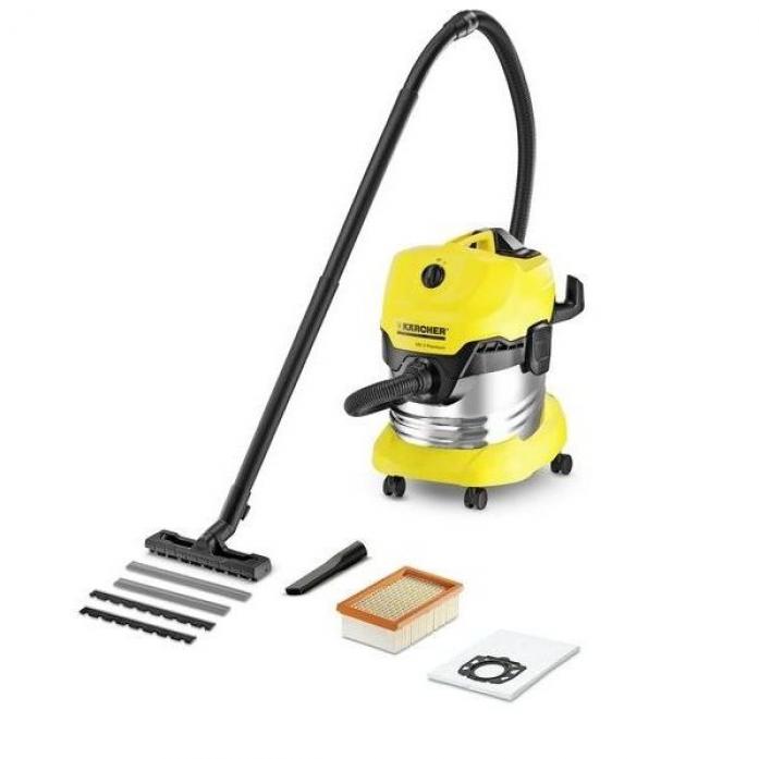 Промышленный пылесос Karcher WD (MV) 4 Premium 1.348-150
